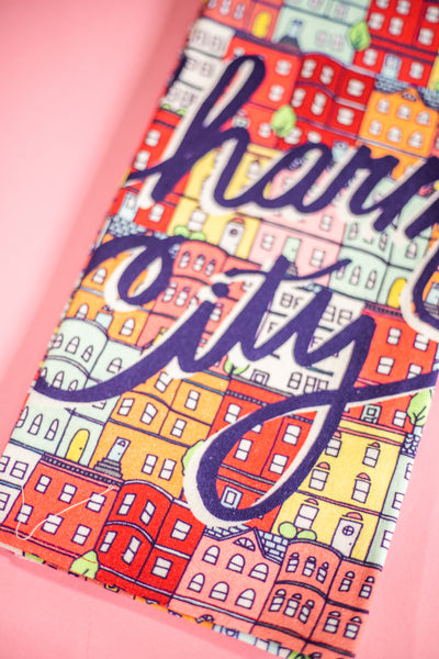 Charm City Dish Towel