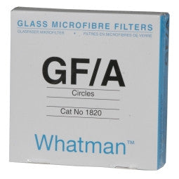 Filter Circles, 110mm Dia, Binder Free Grade GF/A, 100/pk