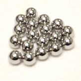 "Grinding Balls 7/16"" (11 mm), Bag of 100- SPEX"