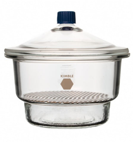 Desiccator with Plastic Top Knob