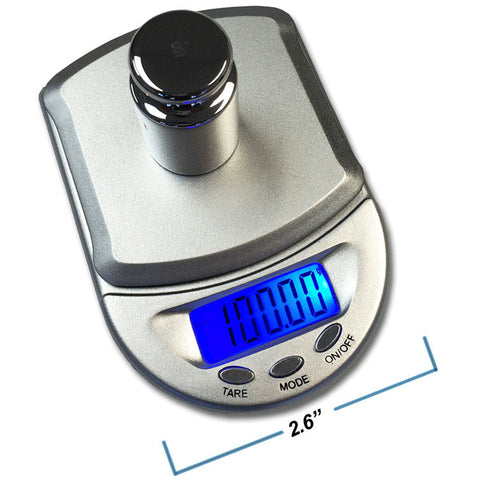 Accuris™ Mini Balance, 100 grams or 500 grams with up to 0.01g readability