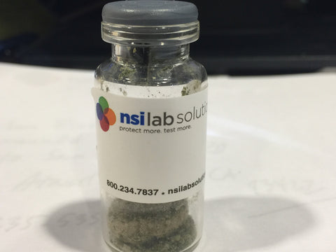 Quantitative Analyte: Mold in Cannabis- 5 vials