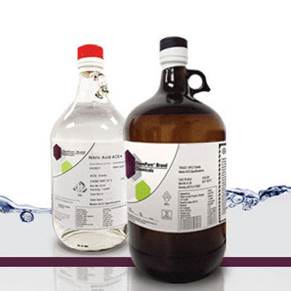 Hydrochloric Acid, ACS+ Grade, 2.5L or 10L