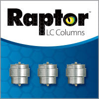Raptor ARC-18 2.7um EXP Guard Column Cartridge 5 x2.1mm - 3pk