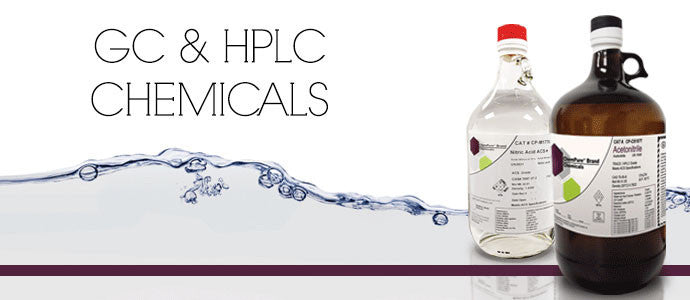 GC and HPLC Chemicals