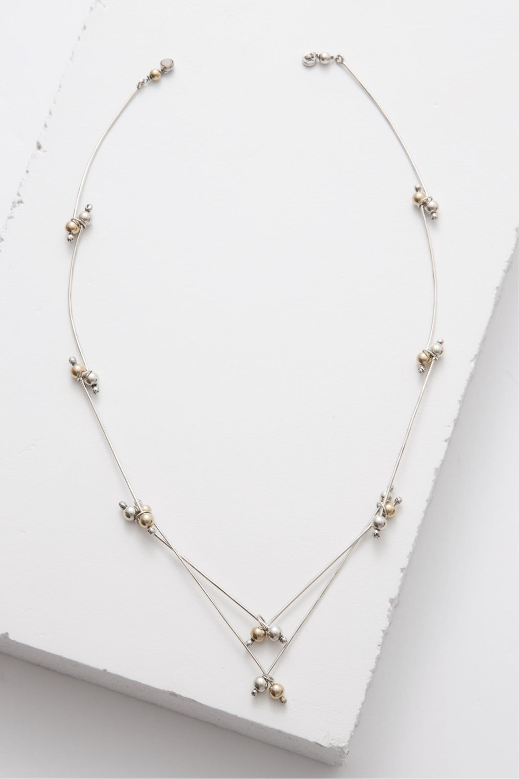 V-Neck Jax necklace