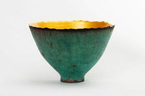 Prosperity Bowls in Verde Patina