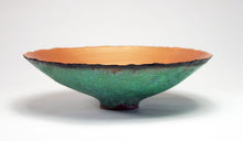 Load image into Gallery viewer, Prosperity Bowls in Verde Patina