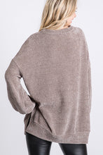 Load image into Gallery viewer, Chenille Knit Top
