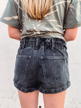 Load image into Gallery viewer, Vintage Wash Denim Shorts