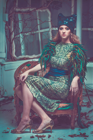 Anna Talbot + Funk Shui Editorial Photo by: Michael JP Hall