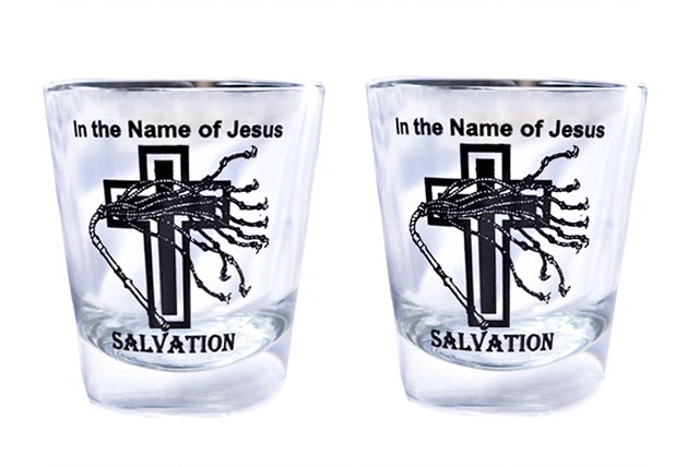 Salvation Juice Cup Set of 2