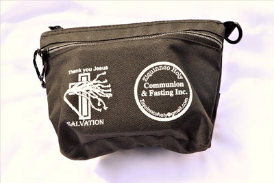 Customized communion pouch