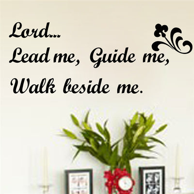Bible Quotations Wall Stickers