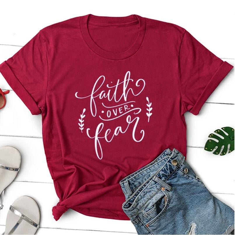 Christian Graphic T-Shirt