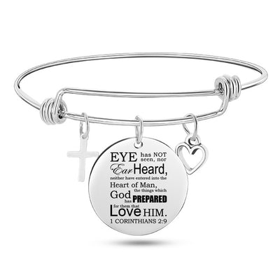 Charm Bracelets - Bangle Bracelet | Salvation