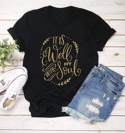 Casual Stylish Cotton T-Shirt