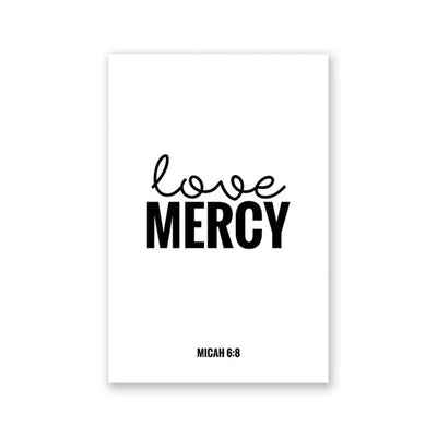 Bible Verse Christian Wall Art Modular Poster