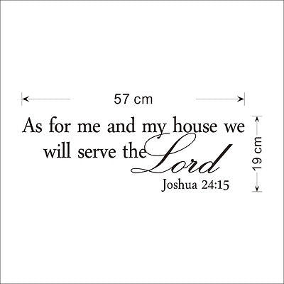 Christian Quote Inspirational Wall Art