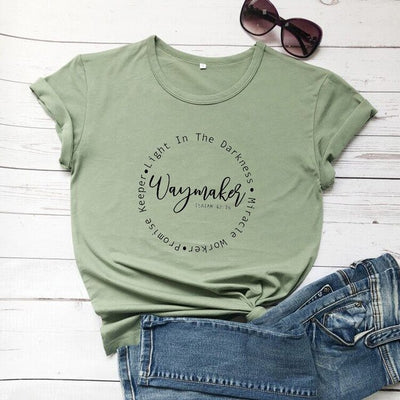 Casual Fashion Cotton T-Shirt