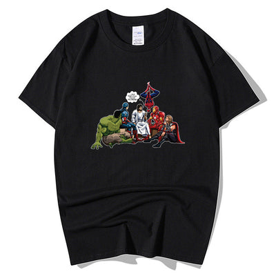 Marvel Superheroes Christian T-Shirt