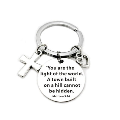 Stainless Steel Key Chain Jewelry