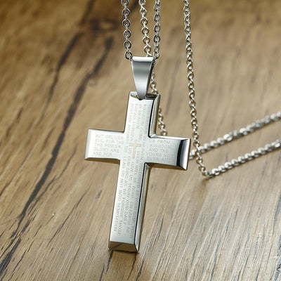 Stainless Steel Prayer Jewelry