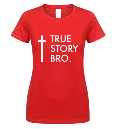 Cotton Short Sleeve Christian T-shirts