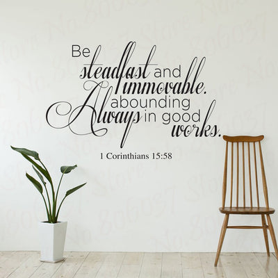 Christian Decals Quote Wall Stickers