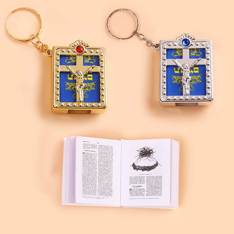 Cool Keychains - Holy Bible Keychain | Salvation