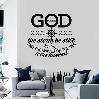 Christian Home Decor Prayer Art Mural