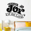Christian Love BiBle Vinyl Art Wall Stickers