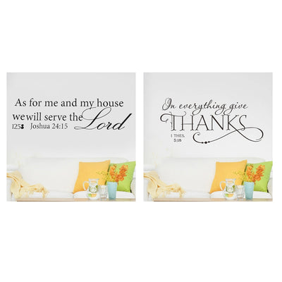 Lord Wall Decal PVC Sticker