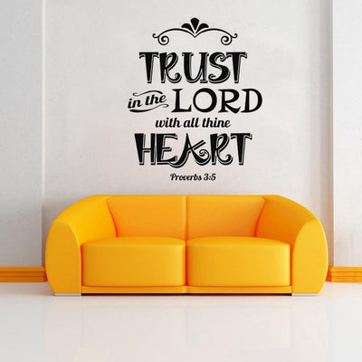 Lord Vinyl Wall Decals Art Wallpaper