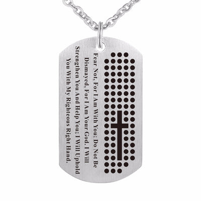 Stainless Steel Christian Jewelry