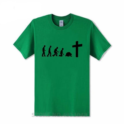 Christian Religious Faith Christ T-Shirt