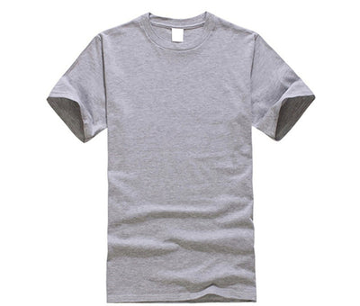 Christian Cotton O-neck Printed T-Shirt