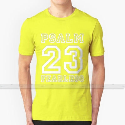 Sports Jersey Style Christian T-Shirt