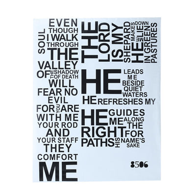 Christian God Cross Wall Sticker