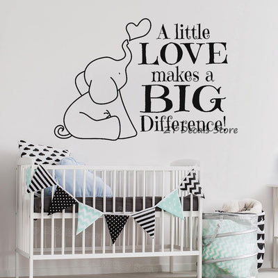 Kids Bedroom Christian Art Sticker