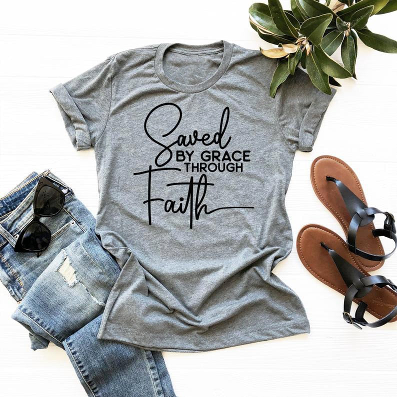Bible Verse Tumble T-Shirt