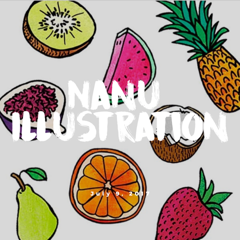 Nanu Illustration