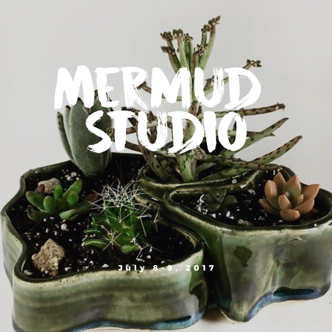 Mermud Studio- Ceramics