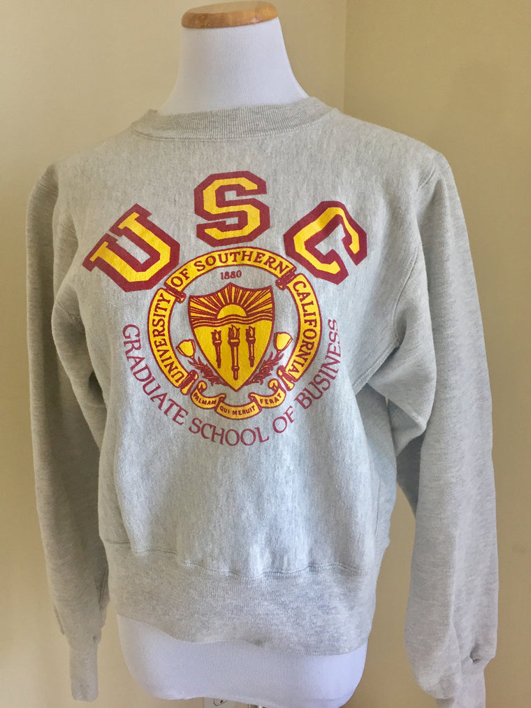 Vintage USC- School of Business Administration sweatshirt
