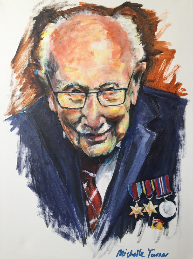 Colonel Tom - Artists for the NHS