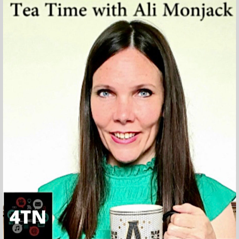 Serendipity and Tea Time with Ali Monjack