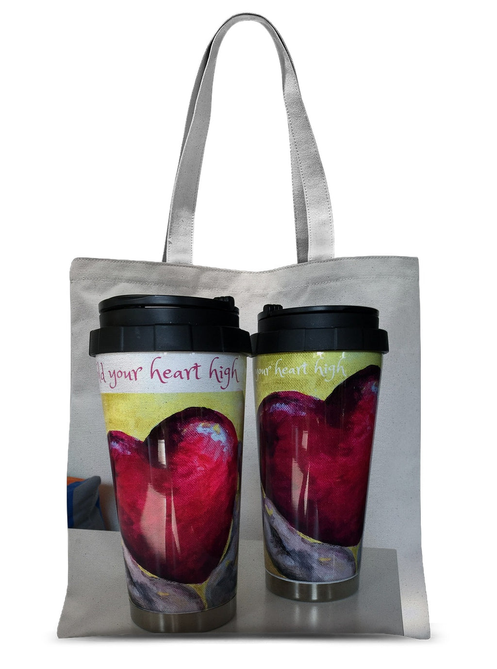 Test Product Sublimation Tote Bag