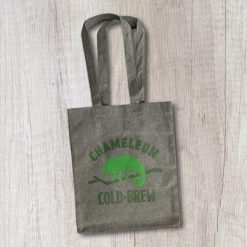 Chameleon Cold-Brew Tote Bag