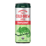 Black Tripleshot Energy 12-Pack of Cold-Brew On-The-Go
