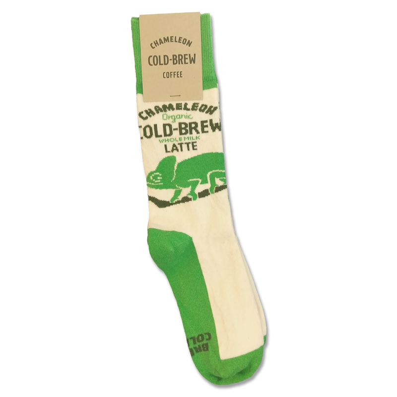 Whole Milk Latte Socks